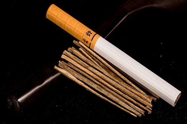 买不到沉香香烟,手把手教你用沉香自制